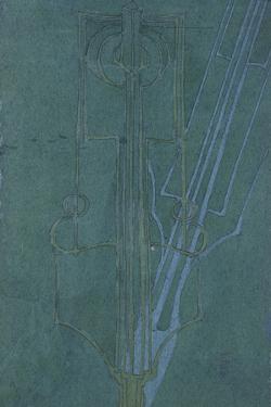 Shadow, 1896 by Charles Rennie Mackintosh