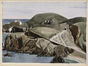 The Road Through the Rocks, C.1926-27 by Charles Rennie Mackintosh