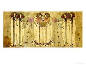 The Wassail, 1900 by Charles Rennie Mackintosh