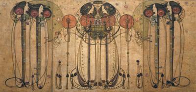The Wassail by Charles Rennie Mackintosh