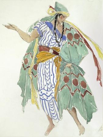 Costume Design for a Dancer