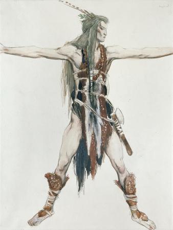 Costume Design for Siegfried