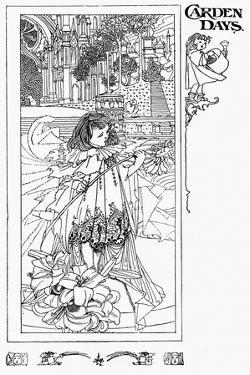 A Child's Garden of by Charles Robinson