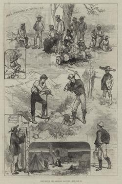 Sketches in the American Far West by Charles Robinson