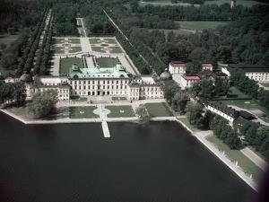 Drottningholm Palace and Garden by Charles Rotkin