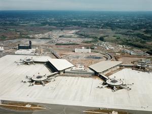 Narita Airport by Charles Rotkin