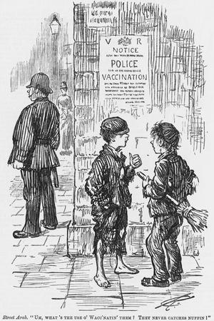 A Satirical Look at the Chances of the Average Police Constable's Ability to Catch a Cold, 1886