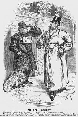 An Open Secret, 1888