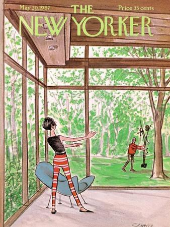 The New Yorker Cover - May 20, 1967