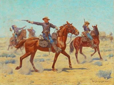 The Rear Guard, 1907