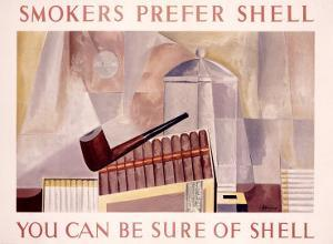 Smokers Prefer Shell by Charles Shaw