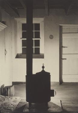 Doylestown House, The Stove, about 1917 by Charles Sheeler