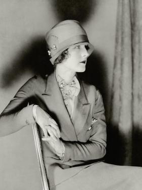 Vanity Fair - October 1926 by Charles Sheeler