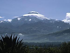 Cayambe, Ecuador by Charles Sleicher
