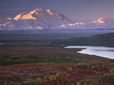 Denali National Park near Wonder Lake, Alaska, USA by Charles Sleicher