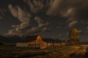 Moulton Barn at Grand Teton National Park by Charles Smith