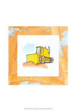 Charlie's Bulldozer by Charles Swinford