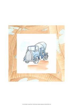 Charlie's Cement Mixer by Charles Swinford