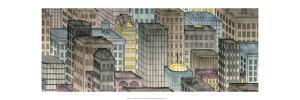 City by Night II by Charles Swinford