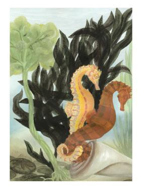 Seahorse Serenade I by Charles Swinford