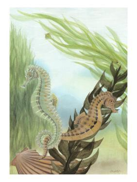 Seahorse Serenade IV by Charles Swinford