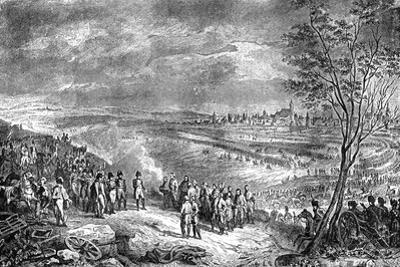 The Surrender of Ulm, Germany, 20th October 1805 (1882-188)