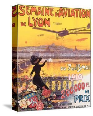 Semaine D'Aviation de Lyon by Charles Tichon