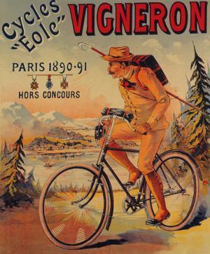 Cycles Vigneron by Charles Verneau