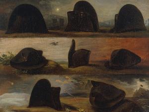 Napoleon's Hats by Charles Von Steuben