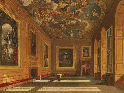 The Queen's Presence Chamber