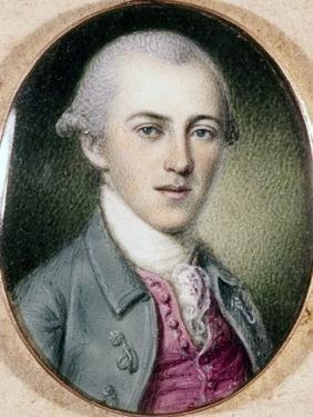 Alexander Hamilton by Charles Willson Peale