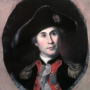 John Paul Jones (1747-1792) by Charles Willson Peale