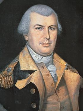 Portrait of Nathanael Greene by Charles Willson Peale