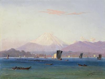 A View of Mount Fuji