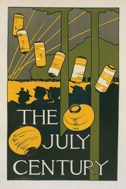The July Century by Charles Woodbury