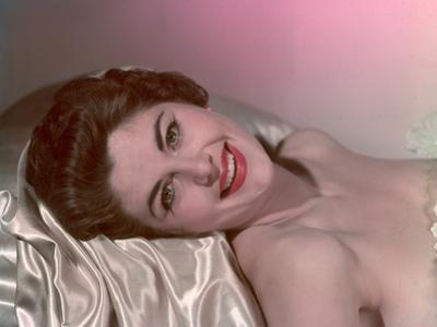 Reclining Pin-Up 1950s by Charles Woof
