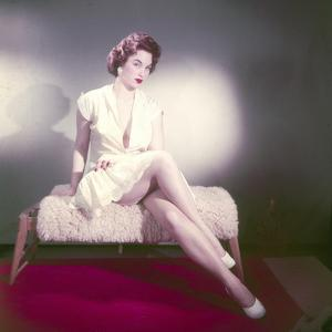 Shirley Anne Field by Charles Woof