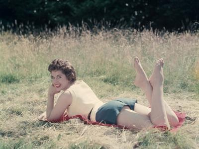 Shorts and Long Grass by Charles Woof