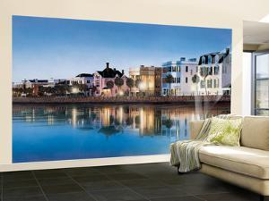 Charleston Large Huge Mural Art Print Poster