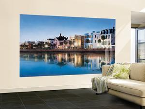 Charleston Small Huge Mural Art Print Poster
