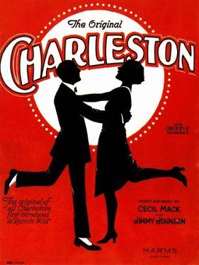 Charleston Songsheet Cover