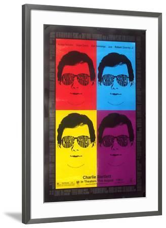 Charlie Bartlett--Framed Original Poster