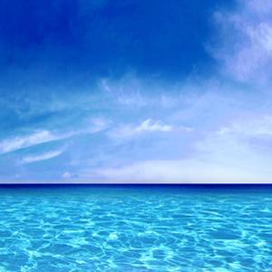 Sky and Water by Charlie Carter