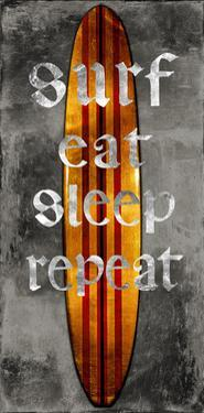 Surf Repeat by Charlie Carter