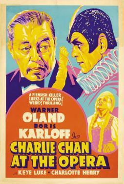 Charlie Chan at the Opera, 1936