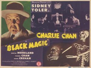 Charlie Chan in Black Magic, 1944