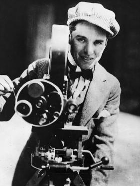 Charlie Chaplin Behind the Camera