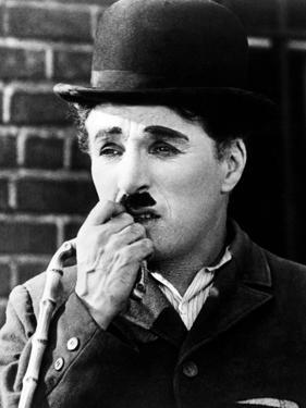 "Charlie Chaplin. ""City Lights"" 1931, Directed by Charles Chaplin"