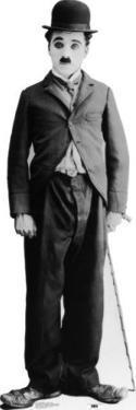 Charlie Chaplin Lifesize Standup