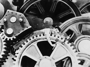 Charlie Chaplin, Modern Times, 1936